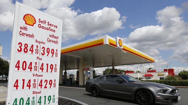 Elbocsátások a Shell olajtársaságnál