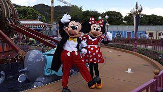 Disneyland в Гонконге