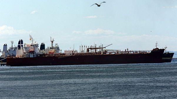 نفتکش فورست در آب های ونزوئلا