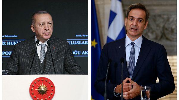 La UE divida ante el conflicto greco-turco
