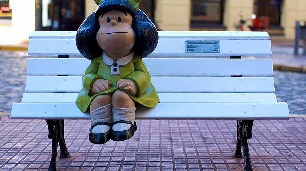 """Morreu Quino, autor de """"Mafalda"""""""