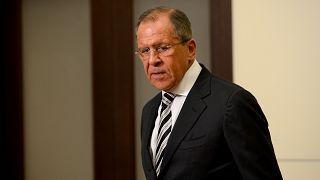 Rus Dışişleri Bakanı Sergey Lavrov