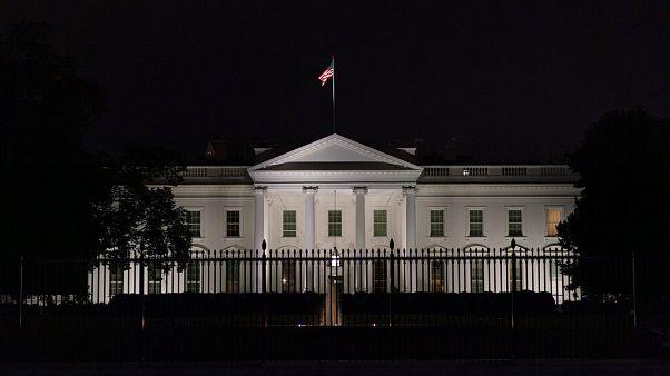 Der Amtssitz des Präsidenten nach der ersten TV-Debatte