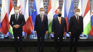 Los países del Grupo de Visegrado apoyan el Plan Marshall para Bielorrusia