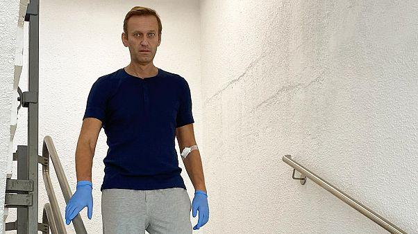 Навальный уже больше месяца находится в больнице в Берлине
