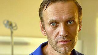 Ο Ναβάλνι κατηγορεί τον Πούτιν για τη δηλητηρίαση