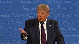 USA : Les Afro-américains frustrés par le débat télévisé Trump-Biden