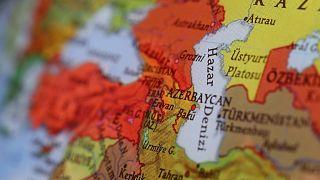 Azerbaycan ve Ermenistan sınırları