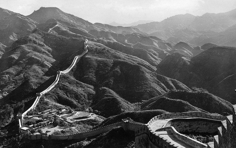 Marele Zid Chinezesc - 1972