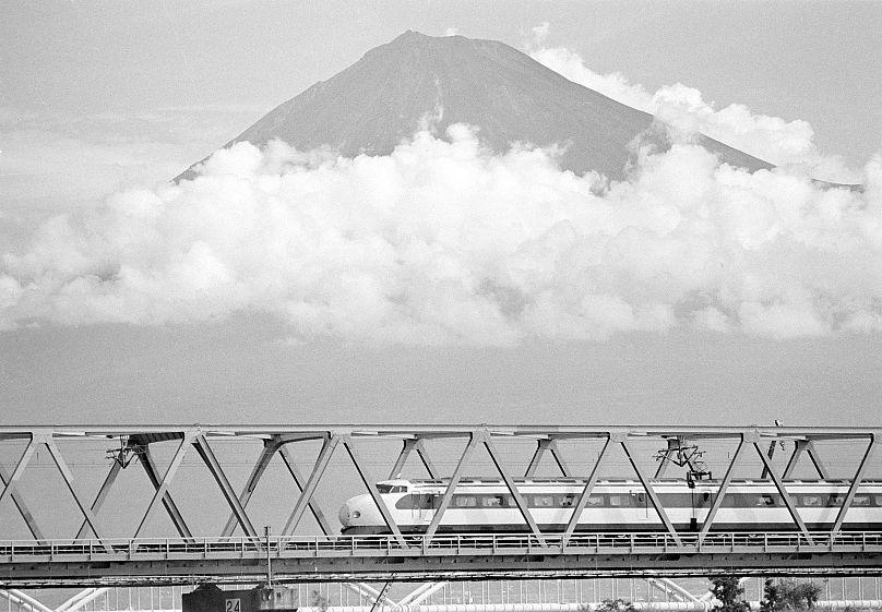 Muntele Fuji - 1982