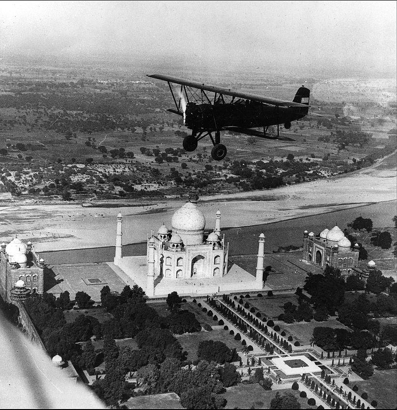 Taj Mahal - 1932