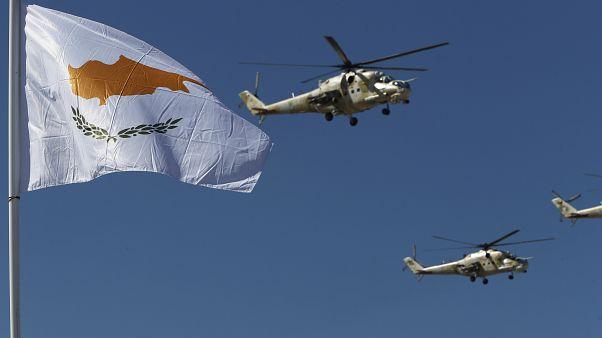 Στρατιωτική Παρέλαση στην Κύπρο