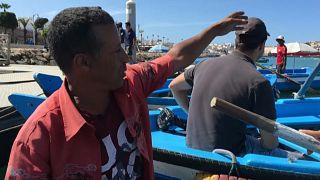 Maroc: taxi-bateau, un métier en voie de disparition?
