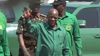 Tanzanian presidential candidates woo electorates