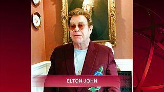 Elton John - vor der Reise nach Italien