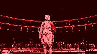 El cantante Sergio Dalma se sumó a la iniciativa para reclamar apoyos al mundo de la cultura