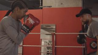 Punches of inspiration: Somali boxer aims to bring girls into the ring