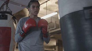 Ramla Ali: boxer pour la représentation des femmes.