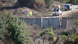 سور حدودي بين اسرائيل وجنوب لبنان