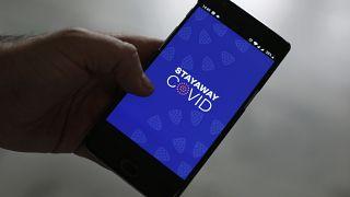L'applicazione di contact tracing Stayaway Covid