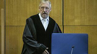 Richter Thomas Sagebiel am Oberlandesgericht Frankfurt, 16.6.2020