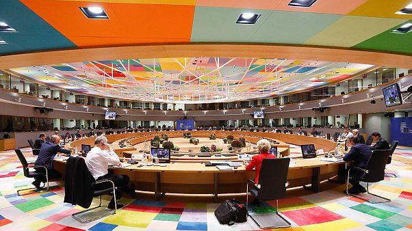 قمة الاتحاد الأوروبي  المنعقدة في بروكسل 1و2 أكتوبر 2020
