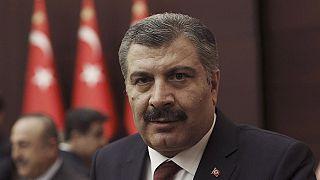 Türkischer Gesundheitsminister Fahrettin Koca
