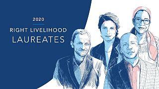 برندگان جایزه «نوبل جایگزین» در سال ۲۰۲۰