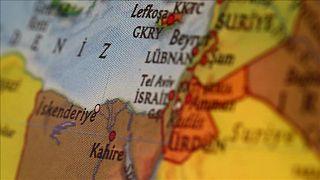 Lübnan İsrail