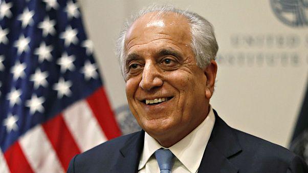 زلمی خلیلزاد، نماینده ویژه آمریکا برای صلح افغانستان