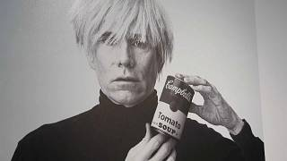 200 warhol atworks  are showing in a new exhibition