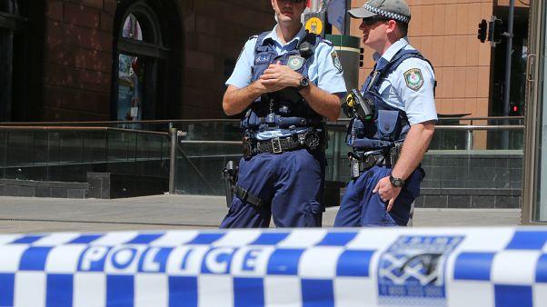 صورة أرشيفية للشرطة الاسترالية