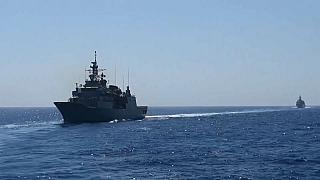 Hotline im Mittelmeer: Nato vermittelt zwischen Türkei und Griechenland