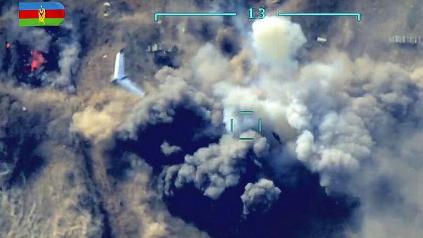 Wollen Moskau und Ankara den Konflikt um Bergkarabach beenden?