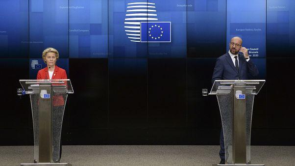 نشست سران اتحادیه اروپا در بروکسل