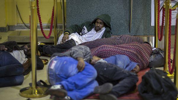 السعودية نيوز |      وفاة ثلاثة أشخاص في مراكز احتجاز مهاجرين إثيوبيين في السعودية (منظمة العفو)