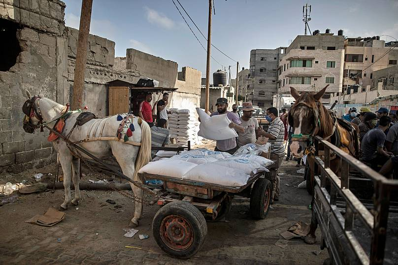 Khalil Hamra/AP Photo