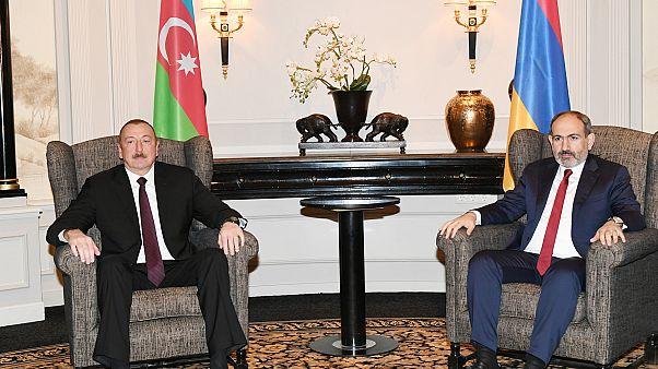 Aliyev ve Paşinyan
