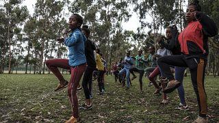 Bekoji, la fabrique des champions éthiopiens à l'heure du Covid-19
