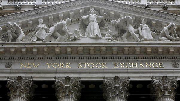 Wall Street abre em baixa