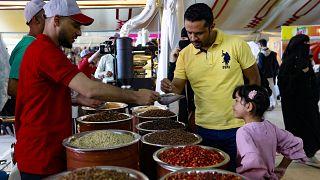 مهرجان للقهوة في اليمن