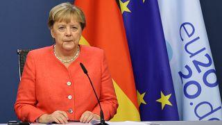 Almanya Başbakanı Angela Merkel,