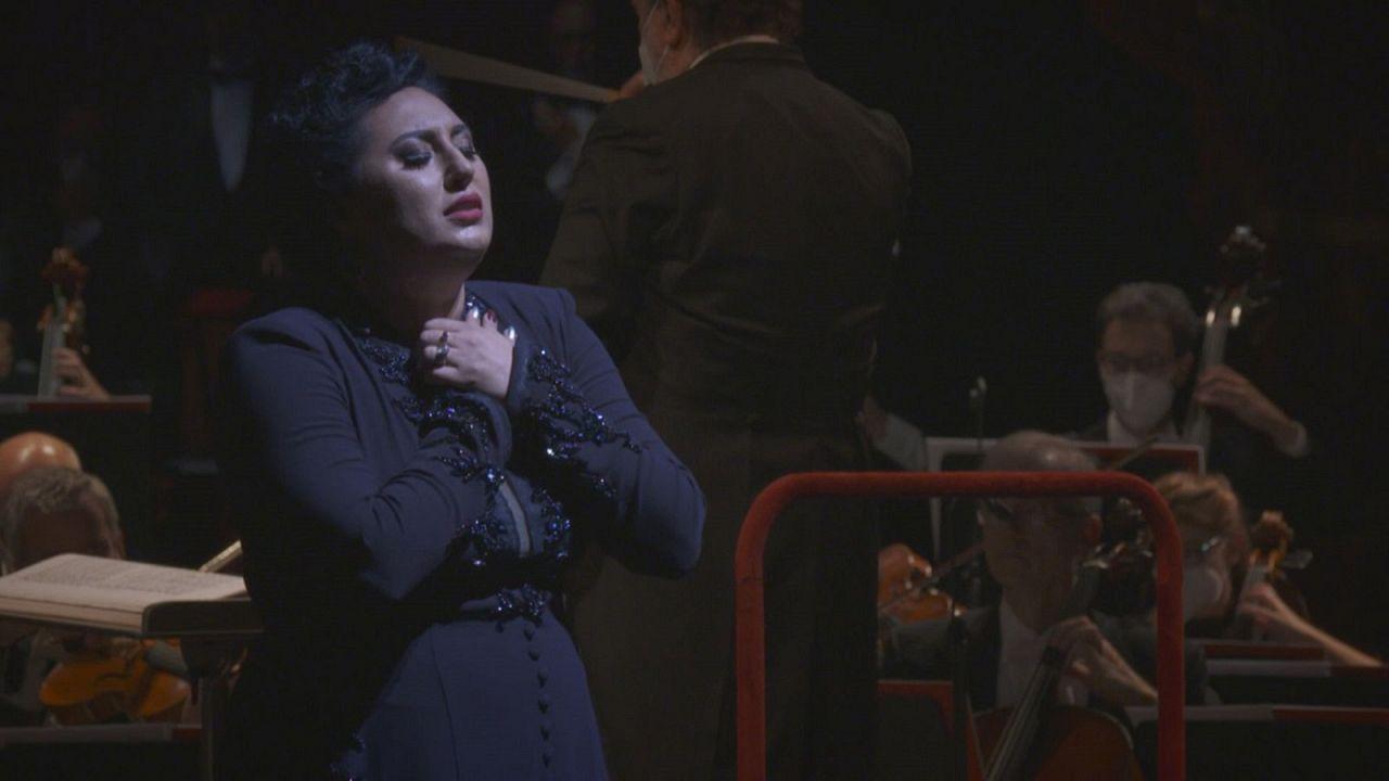 Estreno de una versión de Aida descartada por Verdi