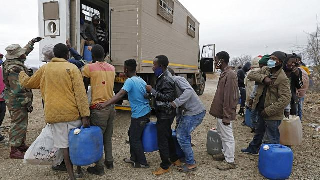 Reprise de la contrebande entre l'Afrique du Sud et le Zimbabwe