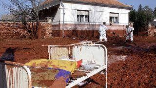 Maior tragédia ambiental da Hungria à beira do fim... 10 anos depois