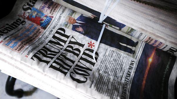 Trump in der britischen Presse