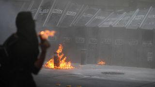 Latin Amerika'daki protestolar