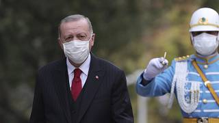 Turkey's President Recep Tayyip Erdogan,