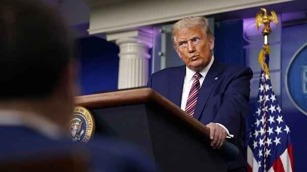 Donald Trump am 27.09.