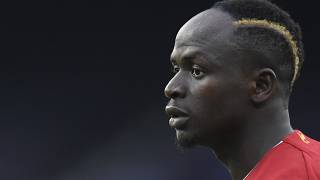 Sadio Mane tests positive for coronavirus